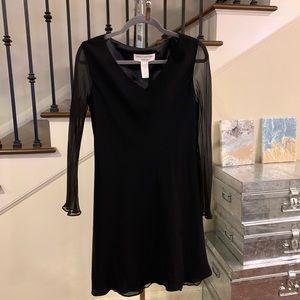 Jones New York Little Black Dress sz8